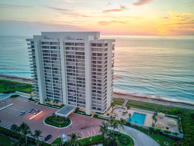 Jensen Beach Condo For Sale: 8750 S Ocean S Drive #Ph52