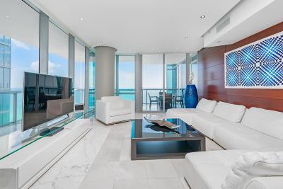 Miami-Dade County Condo For Sale: 17121 Collins Avenue #2008