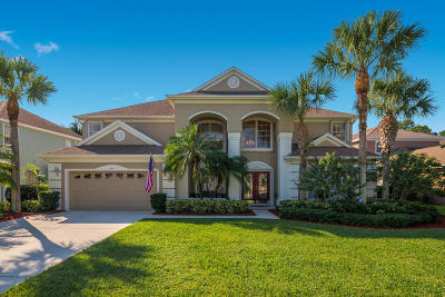 Jensen Beach Single Family Home For Sale: 410 NW Dewburry Terrace