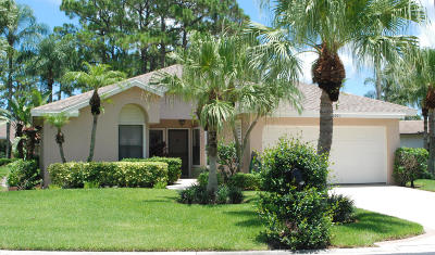 Boynton Beach, West Palm Beach Rental For Rent: 6901 Touchstone Circle