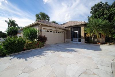 Delray Beach Single Family Home For Sale: 7570 Ironbridge Circle