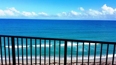 Tequesta Condo For Sale: 200 Beach Road #702