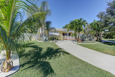 Tequesta Single Family Home For Sale: 19353 W Indies Lane
