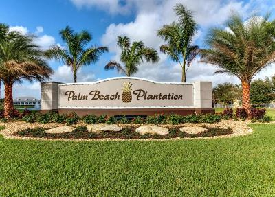 Royal Palm Beach Single Family Home For Sale: 235 Belle Grove Lane
