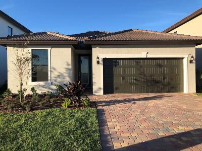 Lake Worth Single Family Home For Sale: 8250 Hanoverian Drive