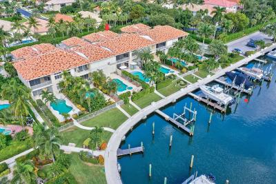 North Palm Beach Townhouse For Sale: 745 Harbour Point Drive