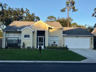 Wellington Single Family Home For Sale: 1038 Aviary Road
