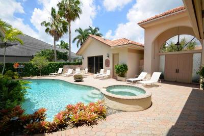 Boca Raton Single Family Home For Sale: 10479 Stonebridge Boulevard