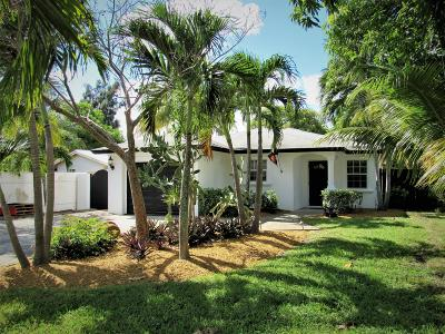 Delray Beach Single Family Home For Sale: 146 NW 11th Avenue