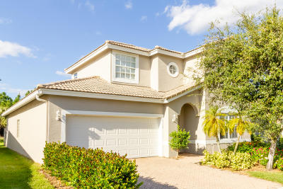 Single Family Home For Sale: 8525 Pine Cay