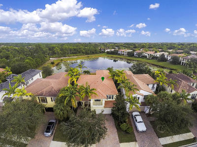 Palm Beach Gardens Single Family Home For Sale: 827 Madison Court