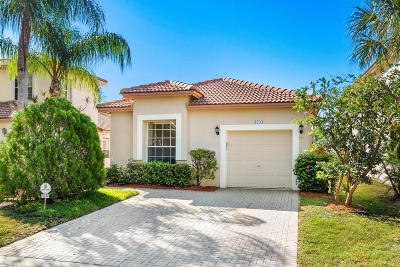 Coral Springs Single Family Home For Sale: 6244 NW 38th Drive