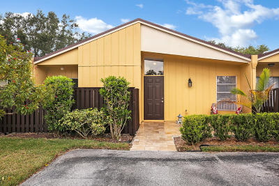Boca Raton FL Single Family Home Contingent: $259,900