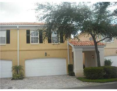 Tequesta Townhouse For Sale: 19 Oakland Court