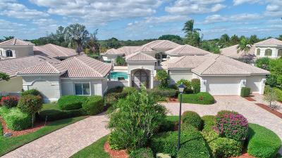 Boynton Beach Single Family Home For Sale: 4 Island Drive