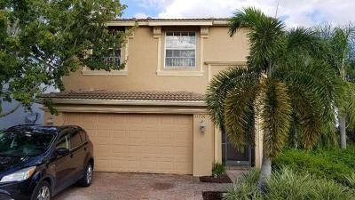 Port Saint Lucie Single Family Home For Sale: 11700 SW Bennington Circle