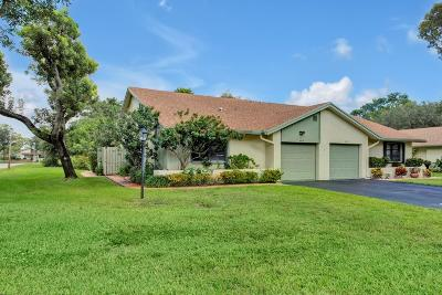 Delray Beach Single Family Home For Sale: 3919 Arelia Drive S