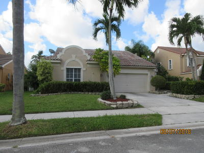 Coconut Creek Single Family Home For Sale: 3340 NW 71 Street