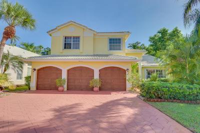 Boca Raton Single Family Home For Sale: 19522 Black Olive Lane
