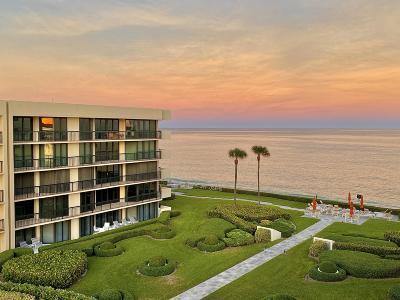Palm Beach Condo For Sale: 3140 S Ocean Boulevard #507 S