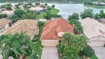 Lake Worth Single Family Home For Sale: 6577 Turchino Drive