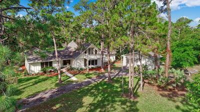 Lake Worth Single Family Home For Sale: 4783 Wiggins Road
