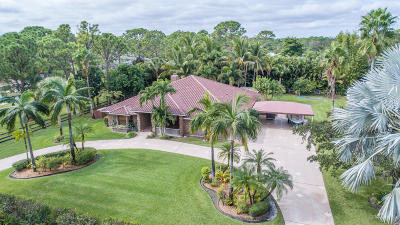 Palm Beach Gardens Single Family Home For Sale: 15215 80th Drive