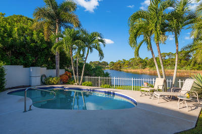 Hobe Sound Single Family Home For Sale: 5189 SE Inkwood Way