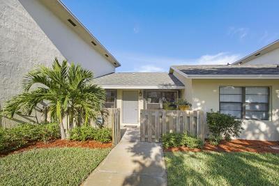 Jupiter Single Family Home For Sale: 431 Jupiter Lakes Boulevard #2128c