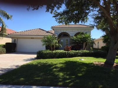 Port Saint Lucie Single Family Home Contingent: 9024 Champions Way