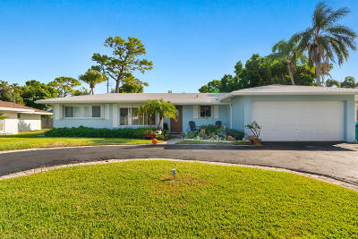 Boynton Beach Single Family Home For Sale: 718 SW 28th Avenue