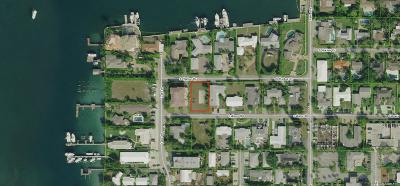 Singer Island Residential Lots & Land For Sale: 1118 Cabana Road