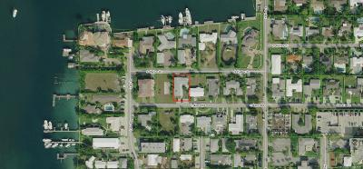 Singer Island Residential Lots & Land For Sale: 1154 Cabana Road #1