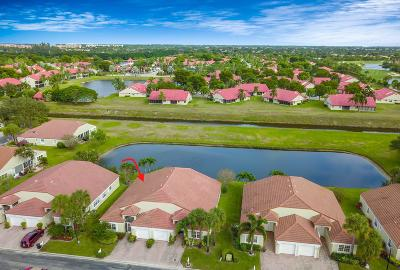 Delray Beach FL Single Family Home For Sale: $250,000