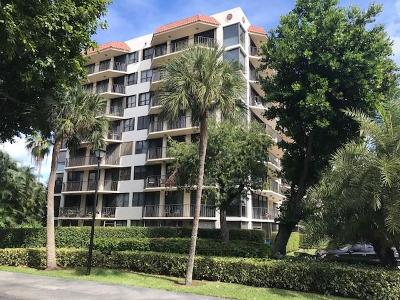 Boca Raton Condo For Sale: 859 Jeffery Street #2020