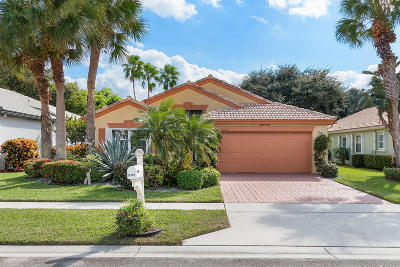 Boynton Beach Single Family Home For Sale: 10908 Royal Caribbean Circle