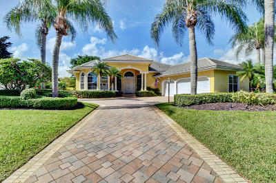 Boynton Beach Single Family Home For Sale: 10473 Saint Andrews Road