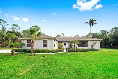 Palm Beach Gardens Single Family Home Contingent: 15618 83rd Way