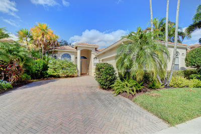 Delray Beach Single Family Home For Sale: 5239 Ventura Drive
