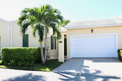 Boca Raton Townhouse For Sale: 17239 Bermuda Village Drive