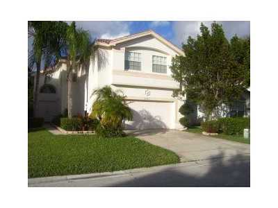 Boynton Beach Rental For Rent: 8281 Bermuda Sound Way