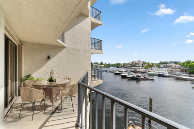 Delray Beach Condo Sold: 1035 S Federal Highway #202