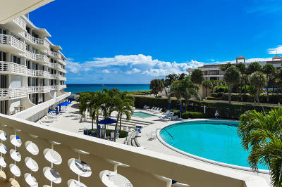 Palm Beach Rental For Rent: 100 Sunrise Avenue #324