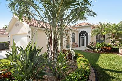 West Palm Beach Single Family Home For Sale: 2611 Muskegon Way