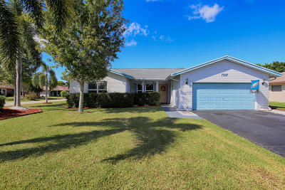 Tamarac Single Family Home For Sale: 7007 NW 101 Avenue