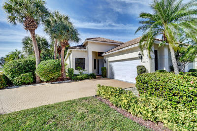 Boca Raton Single Family Home For Sale: 17279 Ryton Lane
