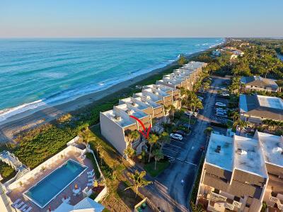 Jensen Beach Condo For Sale: 11000 S Ocean Drive #5-J