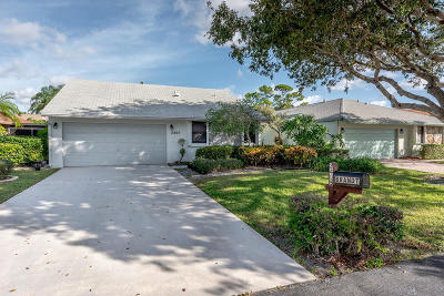 Delray Beach Single Family Home For Sale: 2405 NW 15th Street