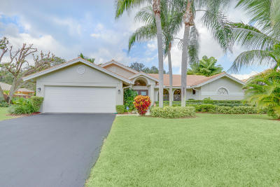Delray Beach Single Family Home Contingent: 2100 SW 35th Avenue
