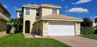 Greenacres Single Family Home For Sale: 5081 Saturn Ring Court